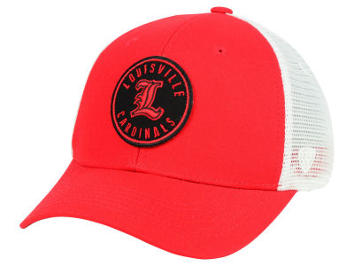 Louisville Cardinals Top of the World NCAA Coin Trucker Cap