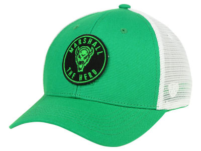 Marshall Thundering Herd Top of the World NCAA Coin Trucker Cap