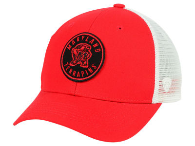 Maryland Terrapins Top of the World NCAA Coin Trucker Cap