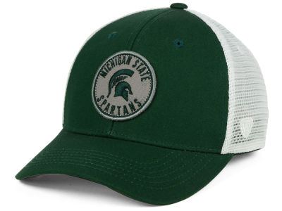 Michigan State Spartans Top of the World NCAA Coin Trucker Cap