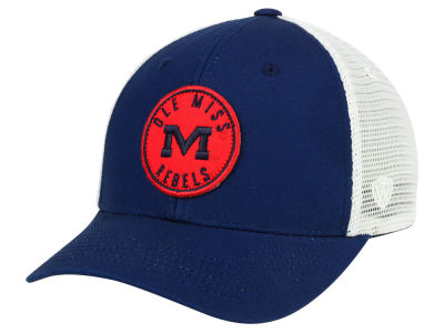 Ole Miss Rebels Top of the World NCAA Coin Trucker Cap