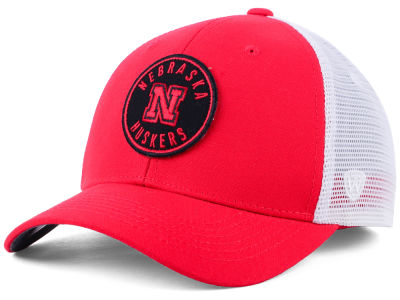 Nebraska Cornhuskers Top of the World NCAA Coin Trucker Cap