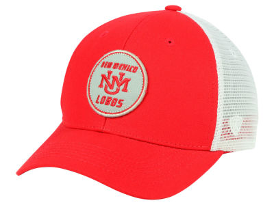 New Mexico Lobos Top of the World NCAA Coin Trucker Cap