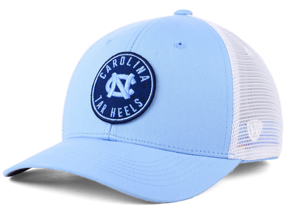 North Carolina Tar Heels Top of the World NCAA Coin Trucker Cap ... cb2243c2deb0