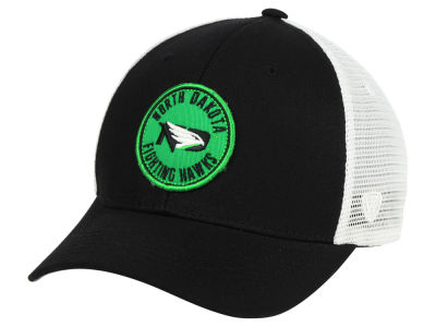 North Dakota Top of the World NCAA Coin Trucker Cap