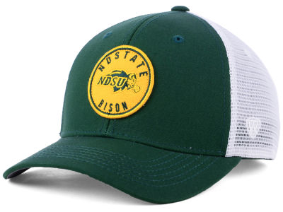 North Dakota State Bison Top of the World NCAA Coin Trucker Cap
