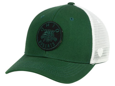 Ohio Bobcats Top of the World NCAA Coin Trucker Cap