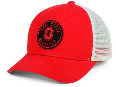 Ohio State Buckeyes Top of the World NCAA Coin Trucker Cap