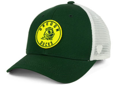 Oregon Ducks Top of the World NCAA Coin Trucker Cap