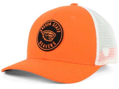 Oregon State Beavers Top of the World NCAA Coin Trucker Cap