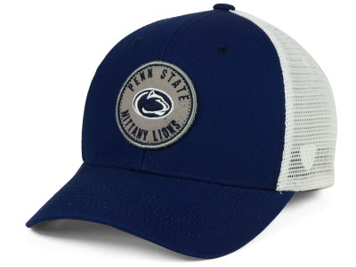 Penn State Nittany Lions Top of the World NCAA Coin Trucker Cap