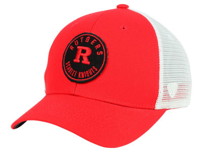 Rutgers Scarlet Knights Top of the World NCAA Coin Trucker Cap