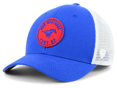 Southern Methodist Mustangs Top of the World NCAA Coin Trucker Cap