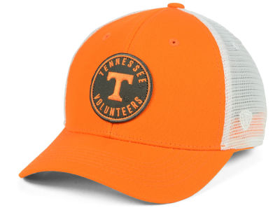 Tennessee Volunteers Top of the World NCAA Coin Trucker Cap