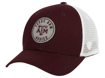 Texas A&M Aggies Top of the World NCAA Coin Trucker Cap