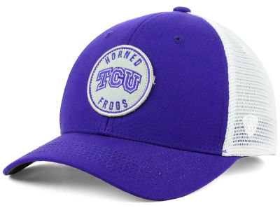 Texas Christian Horned Frogs Top of the World NCAA Coin Trucker Cap