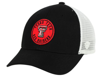 Texas Tech Red Raiders Top of the World NCAA Coin Trucker Cap