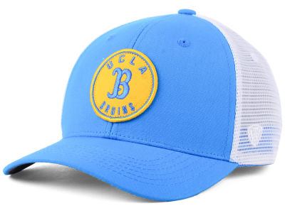 UCLA Bruins Top of the World NCAA Coin Trucker Cap