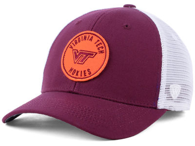 Virginia Tech Hokies Top of the World NCAA Coin Trucker Cap