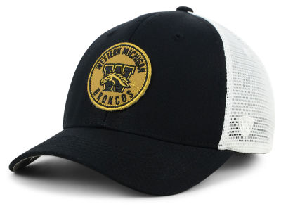 Western Michigan Broncos Top of the World NCAA Coin Trucker Cap