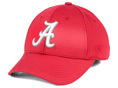 Alabama Crimson Tide Top of the World NCAA Life Stretch Cap