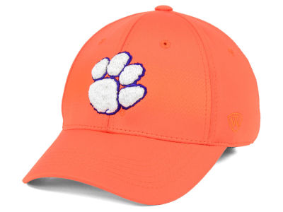 Clemson Tigers Top of the World NCAA Life Stretch Cap