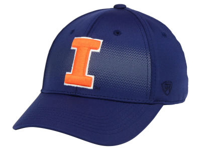 Illinois Fighting Illini Top of the World NCAA Life Stretch Cap