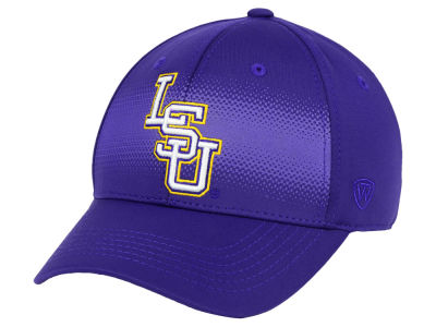 LSU Tigers Top of the World NCAA Life Stretch Cap