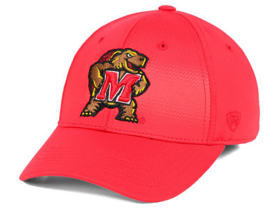 Maryland Terrapins Top of the World NCAA Life Stretch Cap