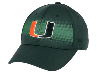 Miami Hurricanes Top of the World NCAA Life Stretch Cap