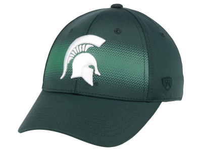 Michigan State Spartans Top of the World NCAA Life Stretch Cap