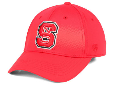 North Carolina State Wolfpack Top of the World NCAA Life Stretch Cap