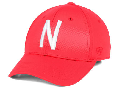 Nebraska Cornhuskers Top of the World NCAA Life Stretch Cap