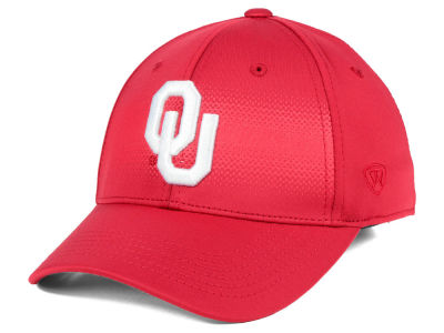 Oklahoma Sooners Top of the World NCAA Life Stretch Cap