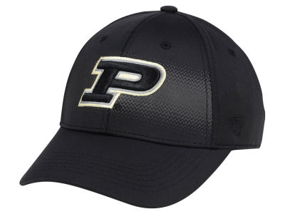 Purdue Boilermakers Top of the World NCAA Life Stretch Cap