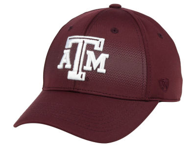 Texas A&M Aggies Top of the World NCAA Life Stretch Cap
