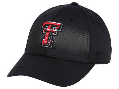 Texas Tech Red Raiders Top of the World NCAA Life Stretch Cap