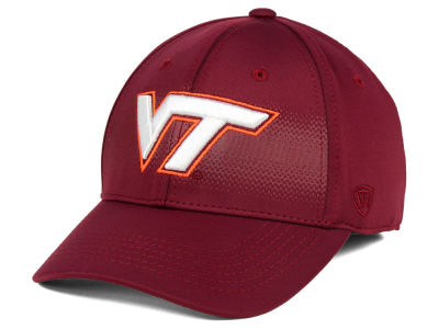 Virginia Tech Hokies Top of the World NCAA Life Stretch Cap