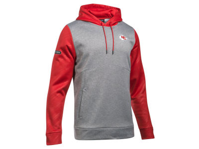 Kansas City Chiefs Under Armour NFL Men's Armour Fleece Hoodie