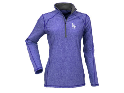 Los Angeles Dodgers Antigua MLB Women's Tempo Pullover