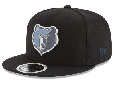 Memphis Grizzlies New Era NBA Enamel Badge 9FIFTY Snapback Cap