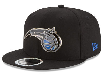 Orlando Magic New Era NBA Enamel Badge 9FIFTY Snapback Cap