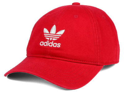adidas Originals Pre- Curved Washed Cap