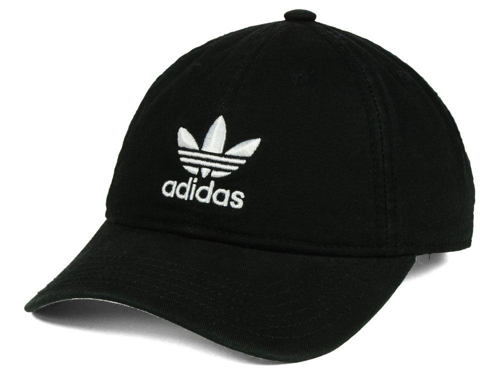 adidas Originals Women s PreCurved Washed Cap  ac9a72b0b2f5