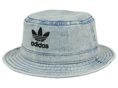 adidas Originals Trefoil Denim Bucket