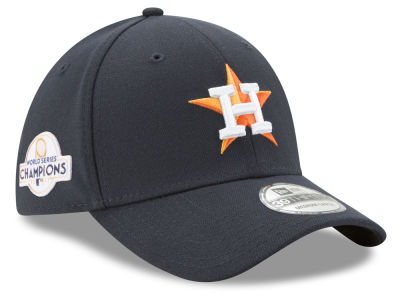 Houston Astros New Era 2017 MLB Classic World Series Champ Patch 39THIRTY Cap