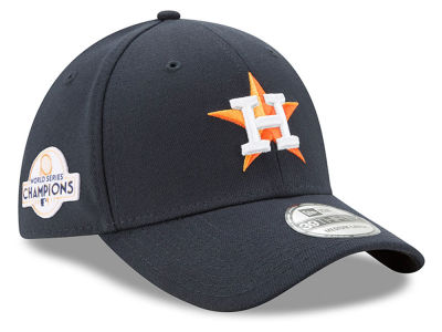 Houston Astros New Era 2017 MLB Youth Classic World Series Champ Patch 39THIRTY Cap