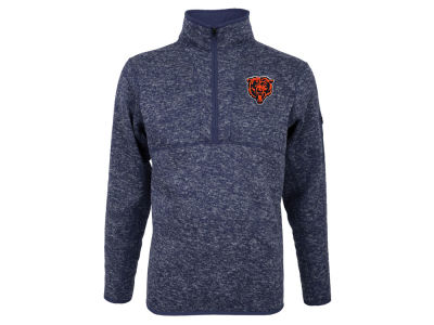 Chicago Bears Antigua NFL Men's Fortune Quarter Zip