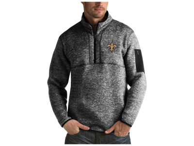 New Orleans Saints NFL Men's Fortune Quarter Zip