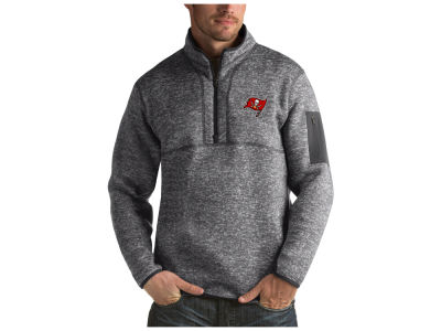 Tampa Bay Buccaneers Antigua NFL Men's Fortune Quarter Zip